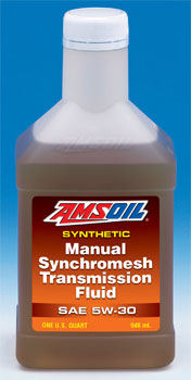 Synthetic Manual Synchromesh Transmission Fluid